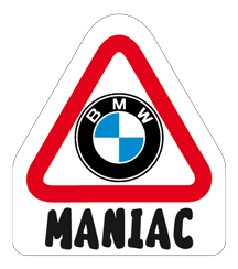 BMW maniac triangel